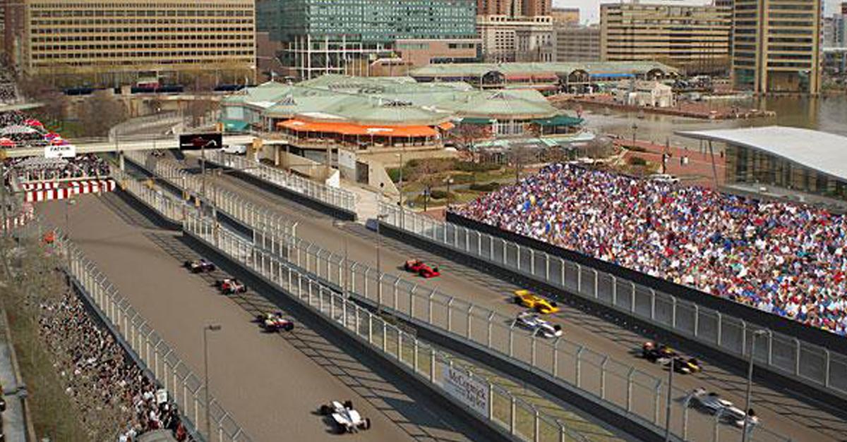 The Economic Impact of the Baltimore Grand Prix