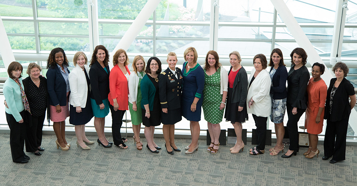 Wrapping Up the Towson University Professional Leadership Program for Women