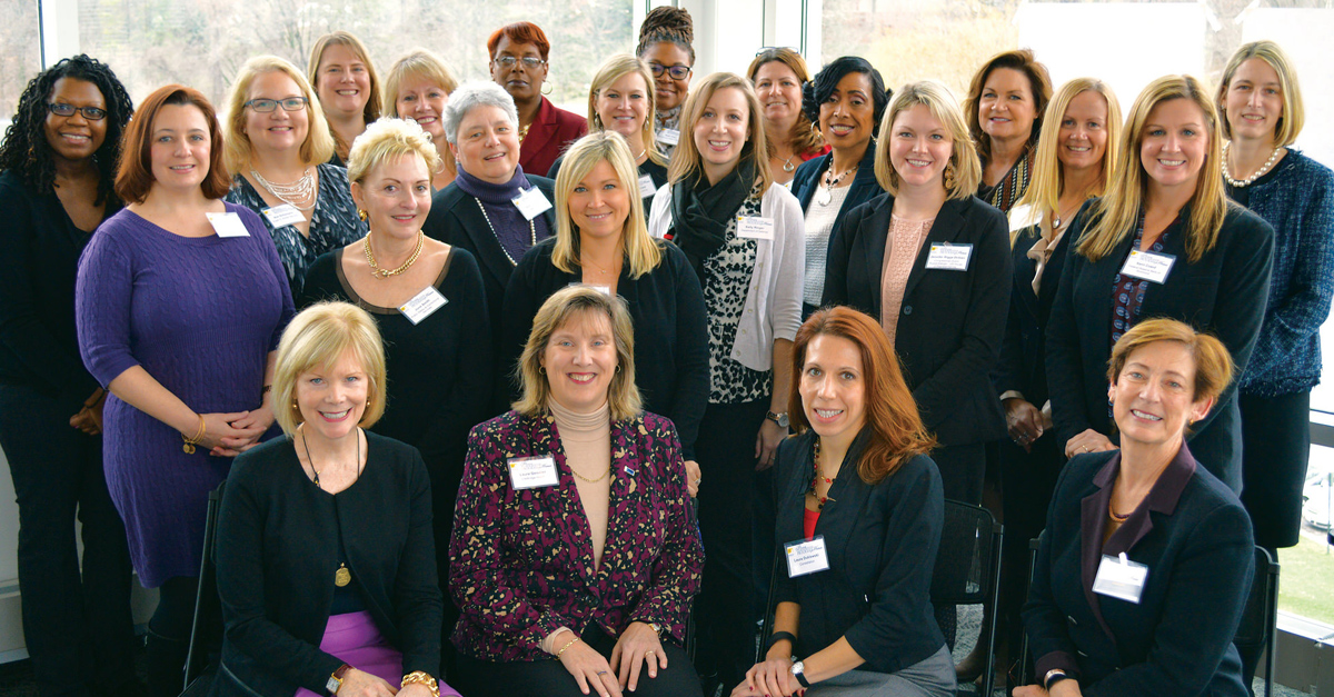 Towson University Professional Leadership Program for Women, 2016 Class