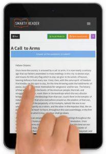 edtech Smarty Reader