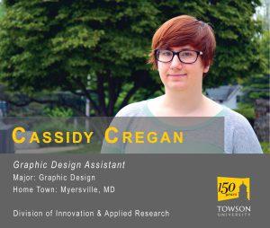 #StudentExperience: Cassidy Cregan