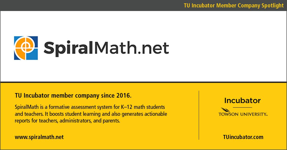 TU Incubator Member Spotlight: Spiral Math