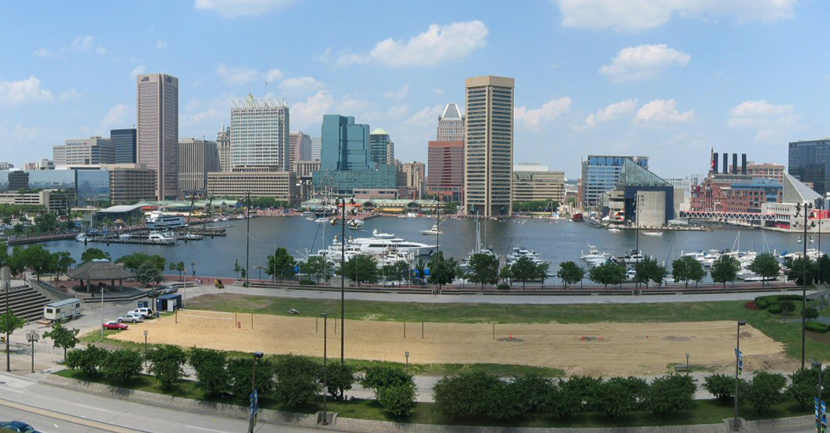Unemployment and Spatial Mismatch in Baltimore
