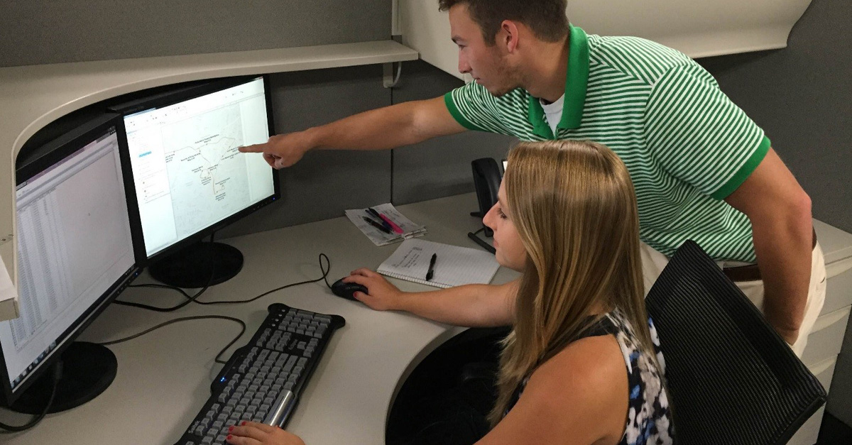CGIS Student Employees Solve Real-World Problems Using GIS