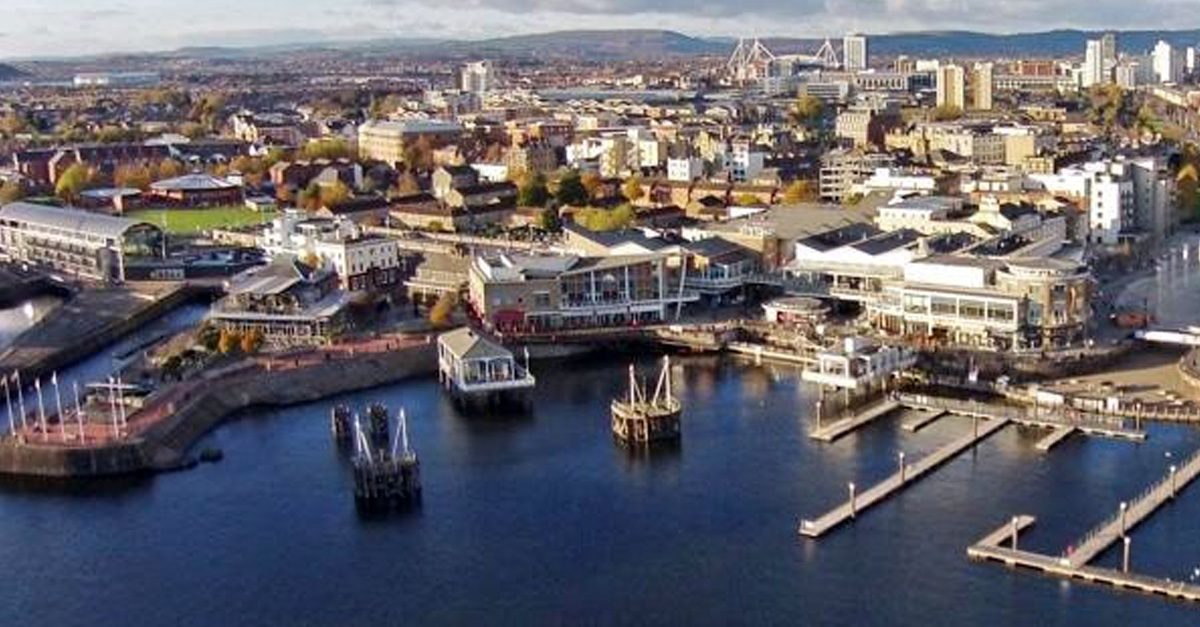 Exporting the Inner Harbor: Baltimore's Influence in Wales