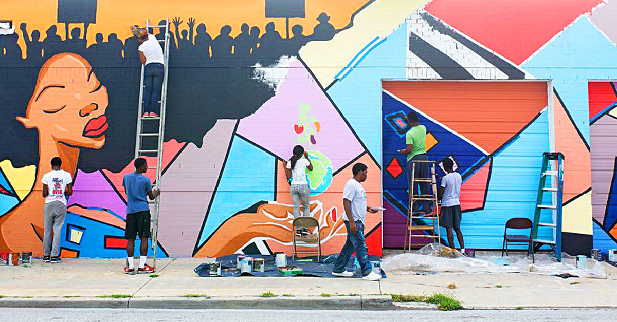 YouthWorks Program Benefits Baltimore Youth