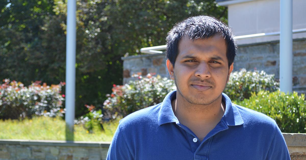 #StudentExperience: Dasith Silva