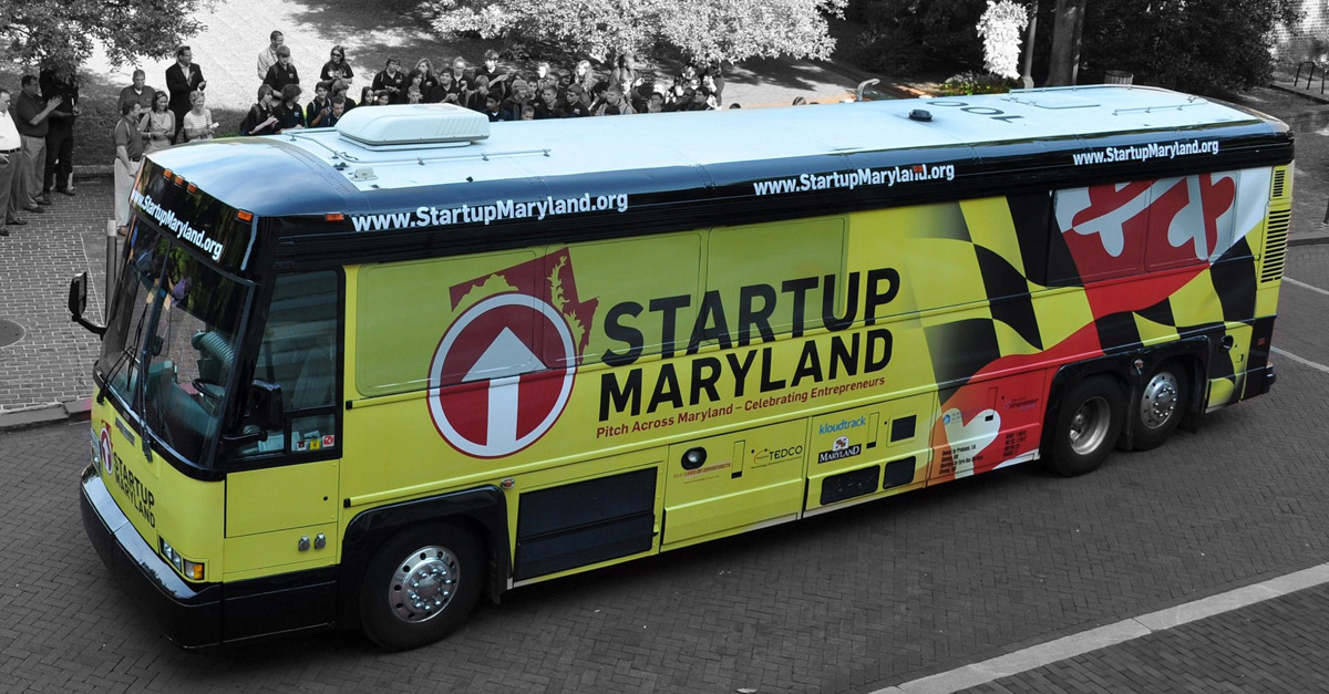 'Pitch Across Maryland' is Coming to Towson