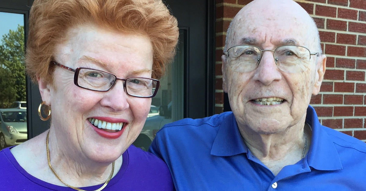Osher Member Spotlight: Ellen and Rex