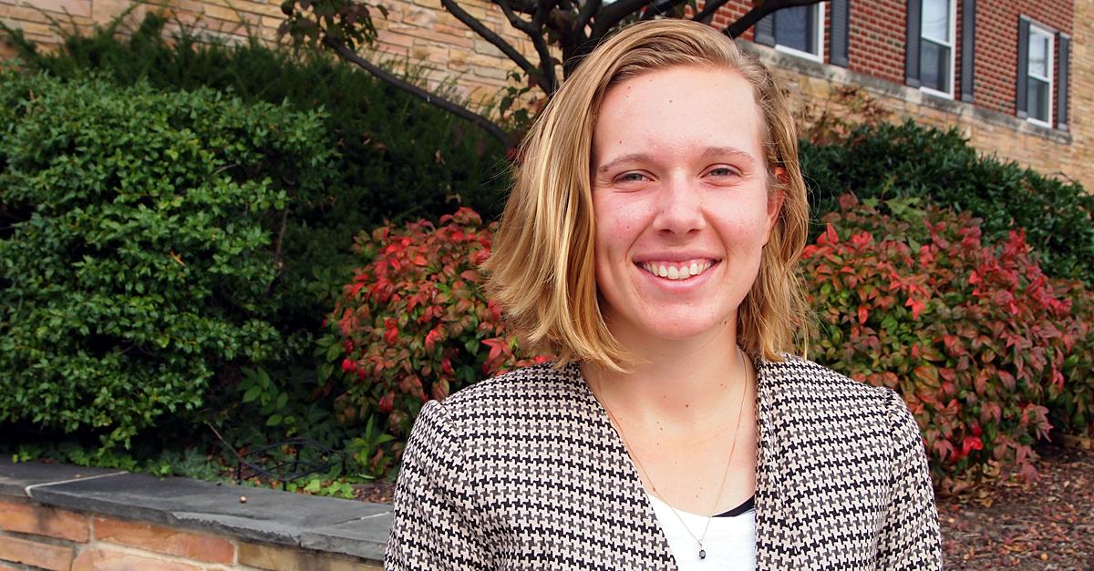 #StudentExperience: Mackenzie Rice