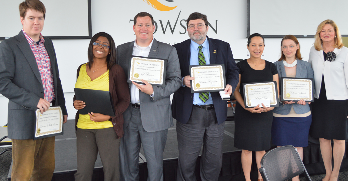 The Division's 6th Annual Awards Breakfast