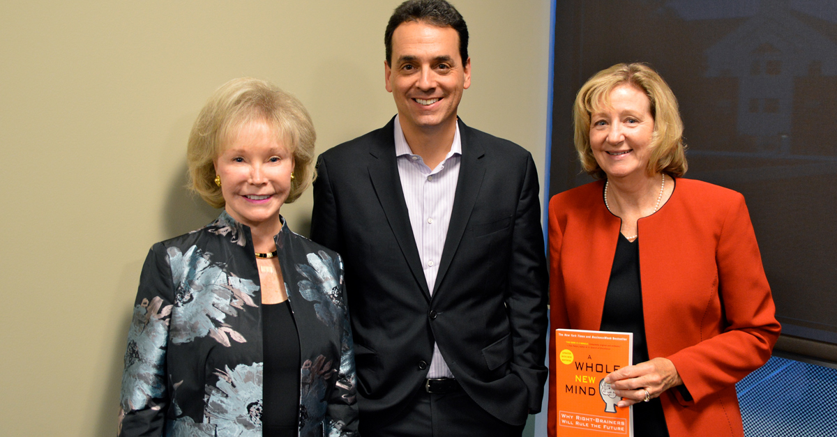 Presidential Scholar Signature Forums: Motivation, Education, and Innovation with Daniel Pink