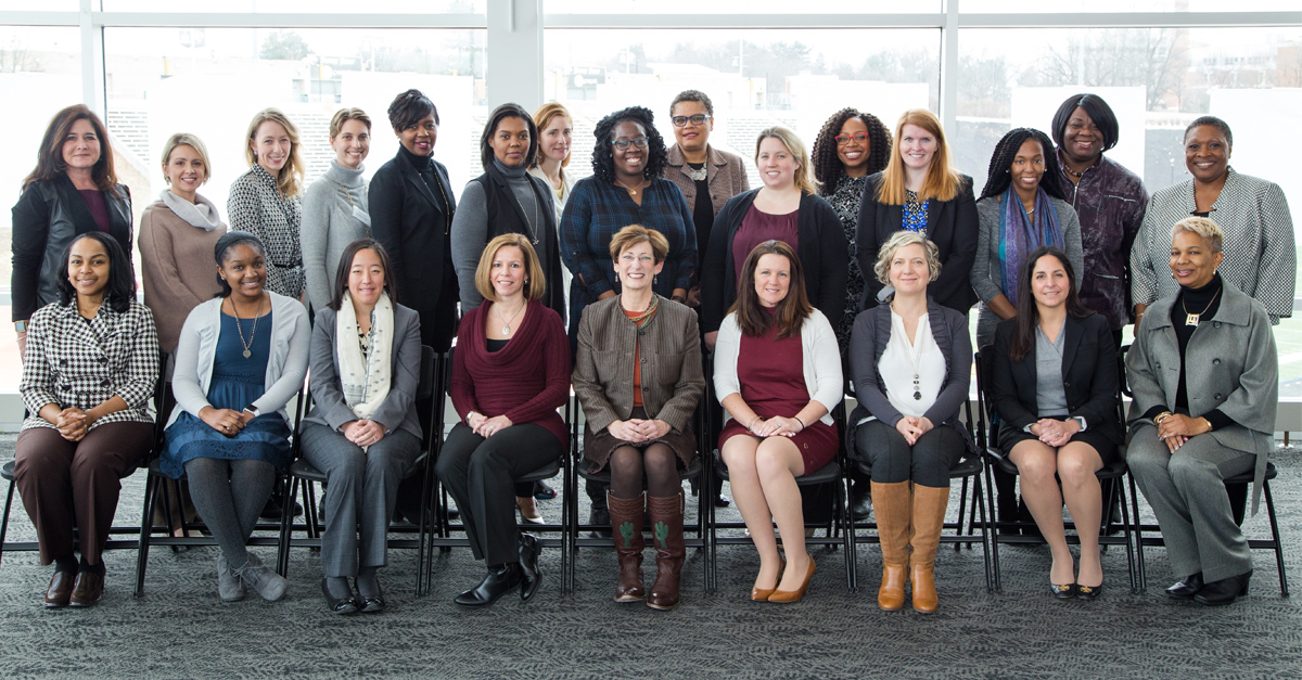 TU Welcomes 2017 Professional Leadership Program for Women Class