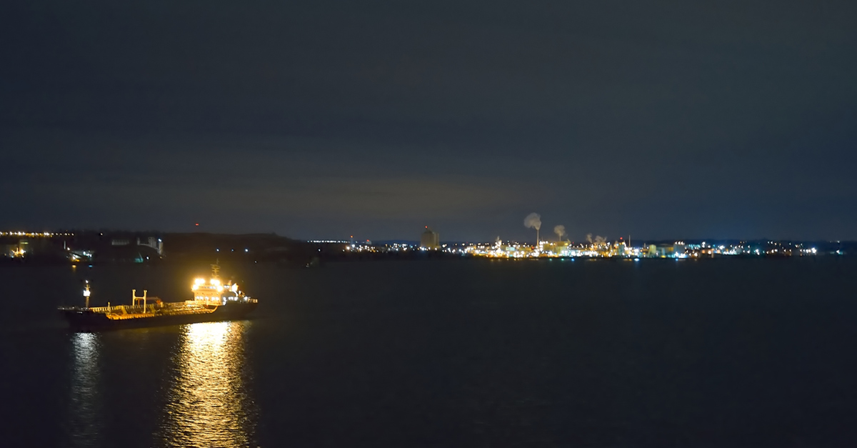 An Intern's Perspective: Working with the Maryland Port Administration