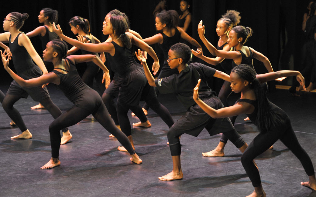 ailey camp baltimore