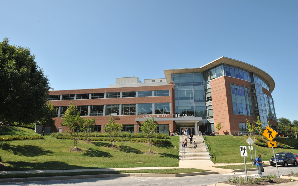 towson university center for the arts