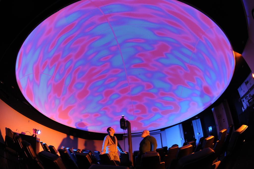 watson-king planetarium at towson university