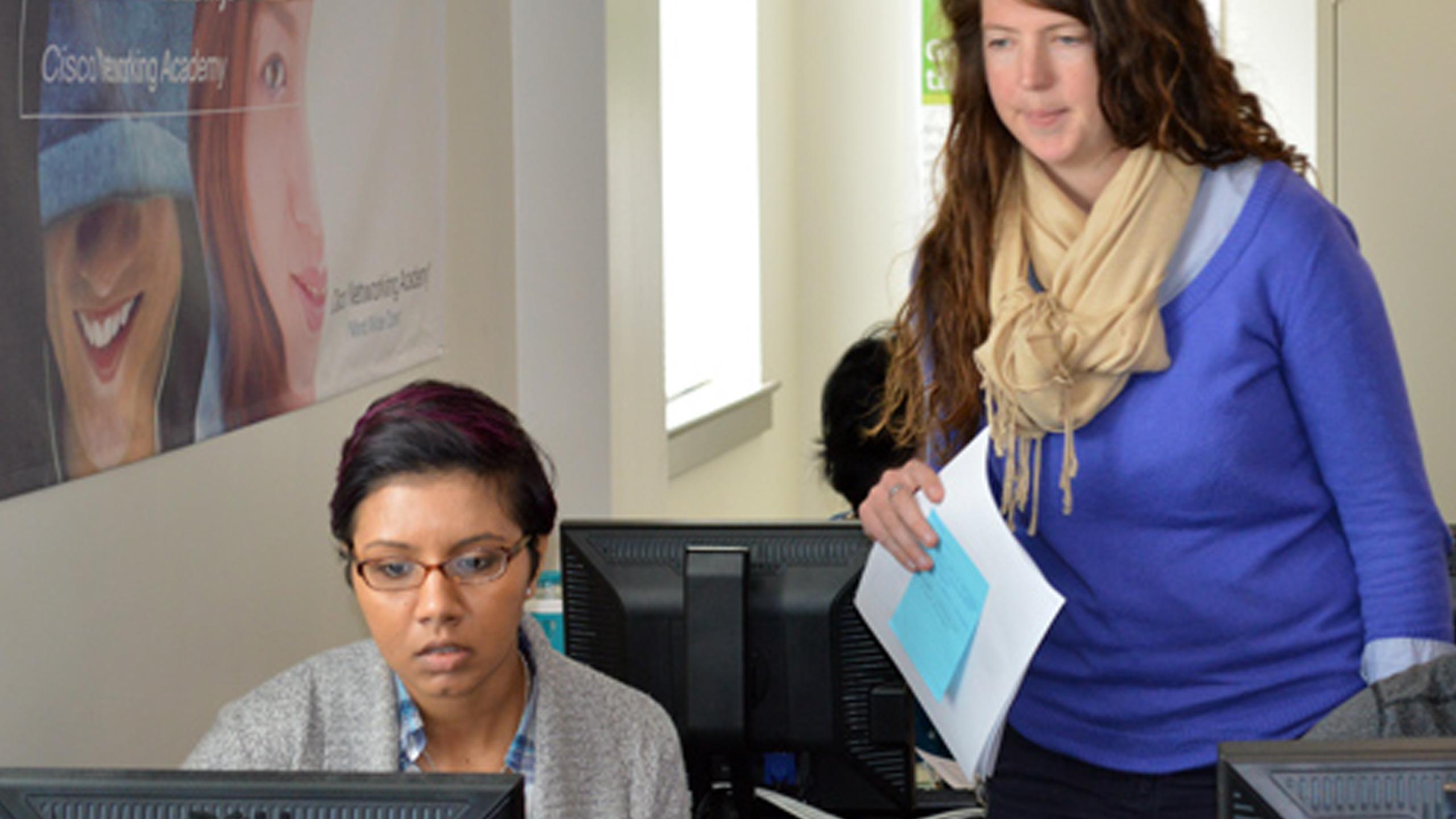 Maryland GIS Training Program a Success