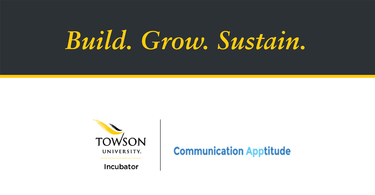 TU Incubator Member Company Highlight: Communication Apptitude