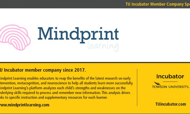 TU Incubator Member Spotlight: Mindprint Learning