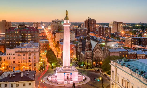 Mapping Maryland's Competitive Advantages: A Cluster Analysis of Baltimore City