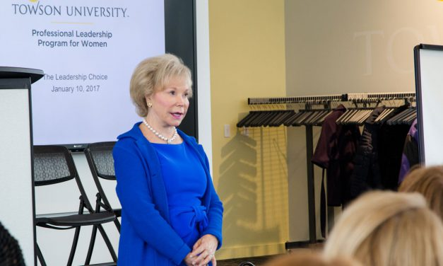 Dr. Nancy Grasmick Named Ambassador for Women's Leadership Program