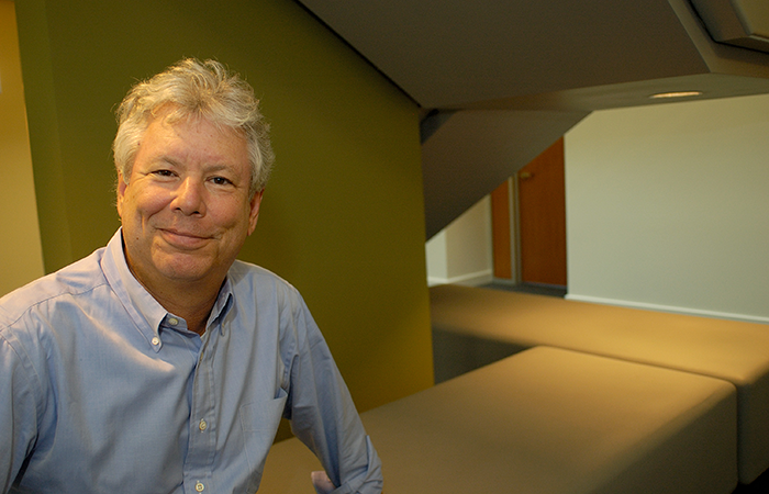 Dr. Richard Thaler, Photo from the University of Chicago
