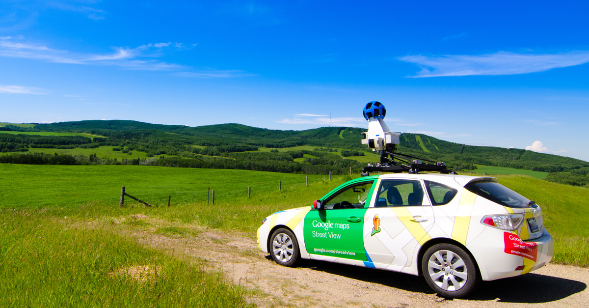 Using Google Street View to Add Context to GIS Apps - Engage TU