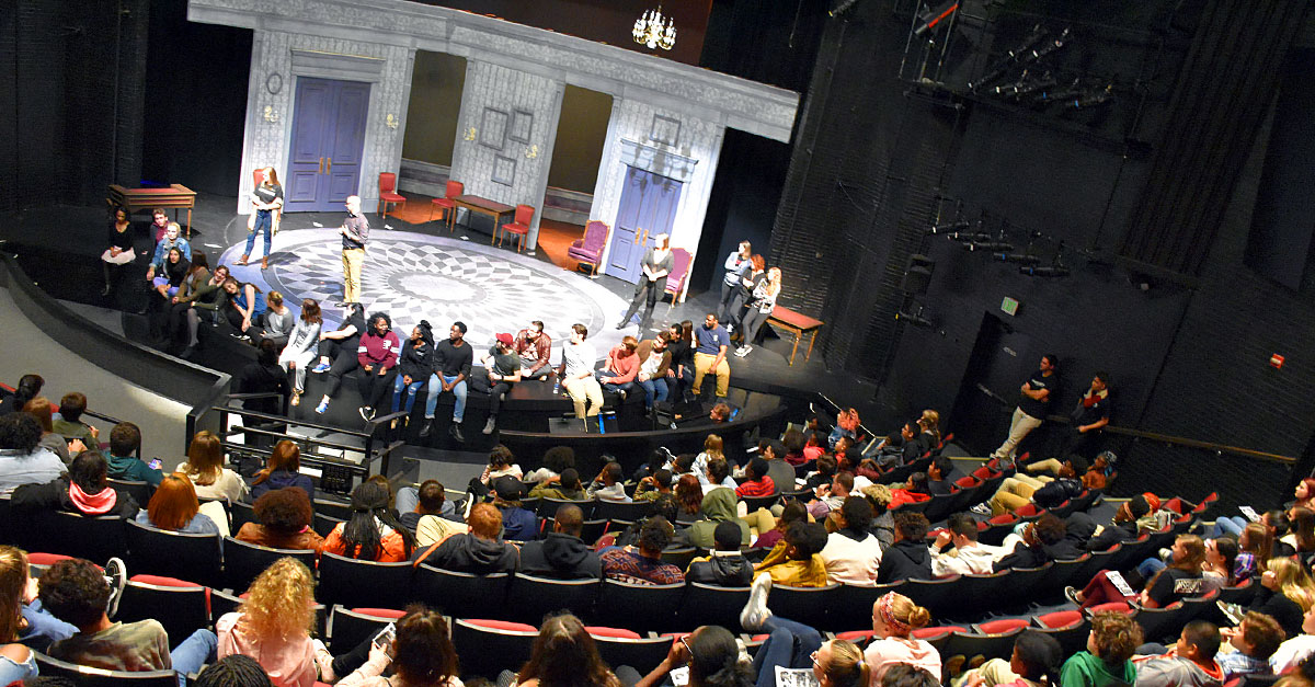 Towson Theatre Infusion: Setting the Stage for Partnership Success