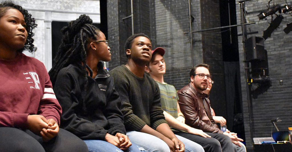 towson theatre infusion partnership success