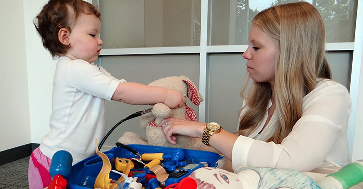 Helping Children Better Understand Healthcare