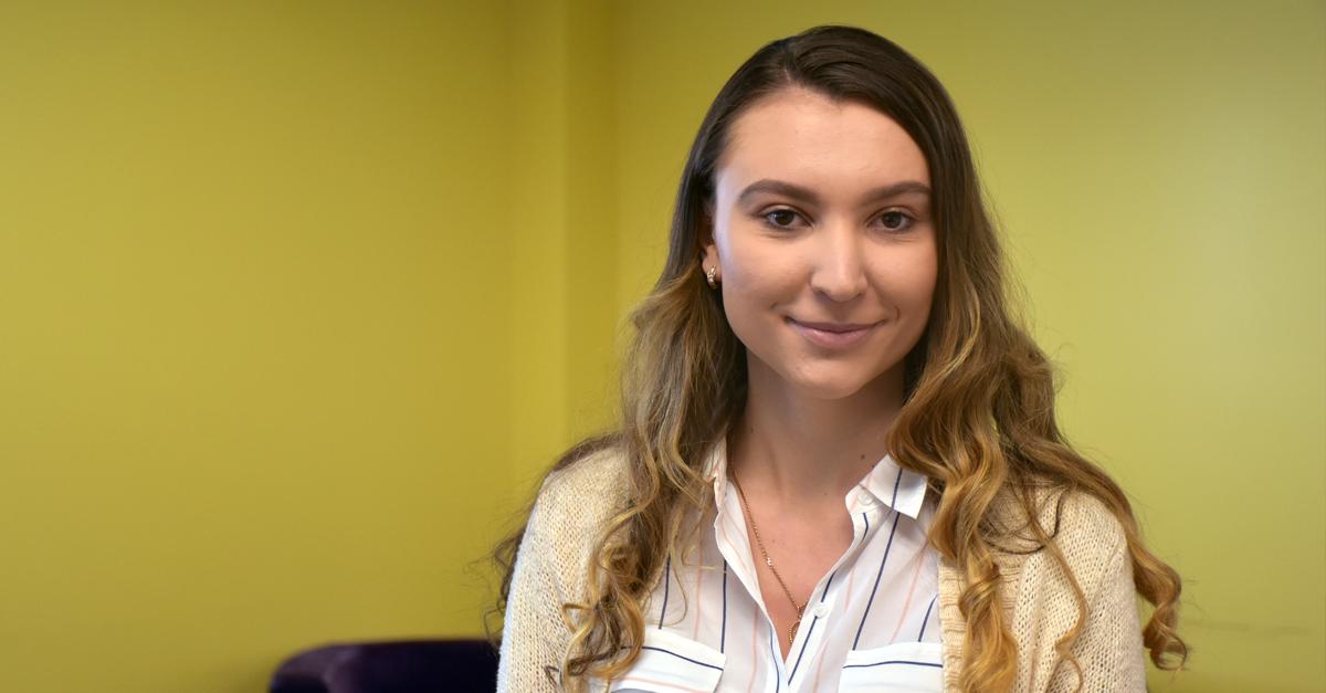 #StudentExperience: Ulyana Romanyuk