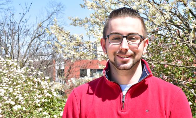 #StudentExperience: Tyler DiBastiani