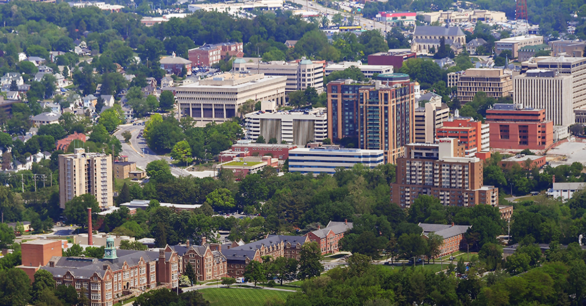 Towson University Joins National Anchor Mission Initiative