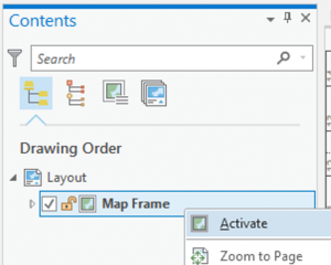 Creating Map Layouts in ArcGIS Pro - Engage TU