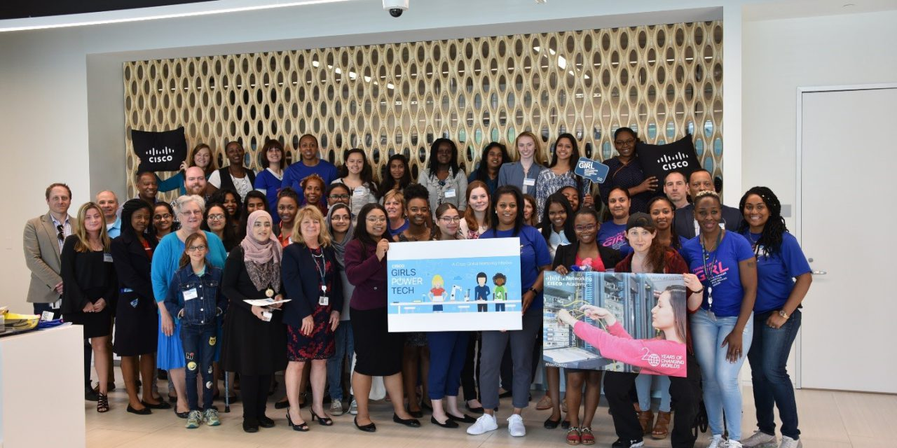 Empowering Girls to Enter STEM Careers