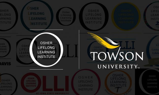 Osher Institute Provides Lifelong Learning Opportunities at Towson University
