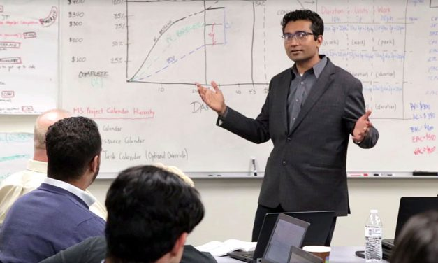 TU Continuing & Professional Studies Offers New Hybrid PMP Course