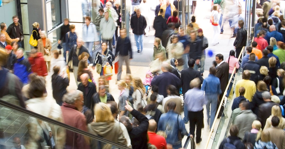 The Game Theory of Black Friday