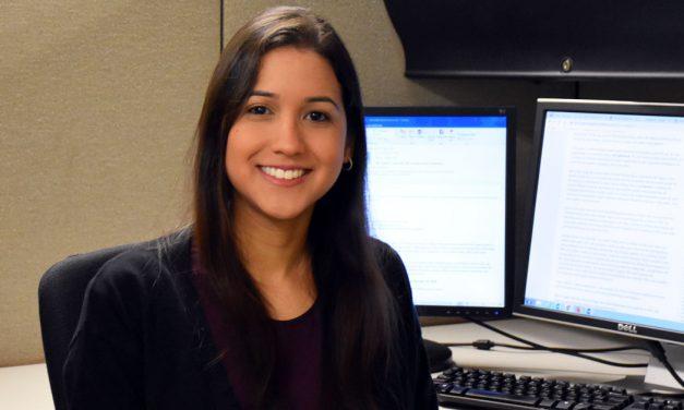 #StudentExperience: Chantal Diaz