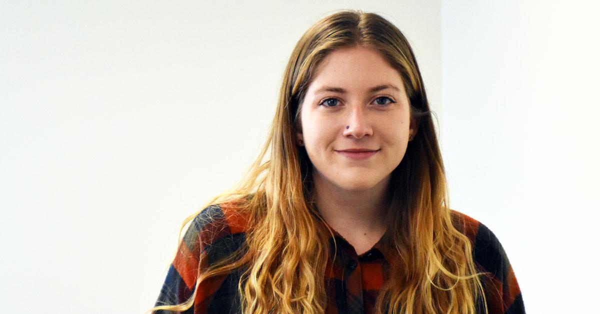 #StudentExperience: Katie Iles