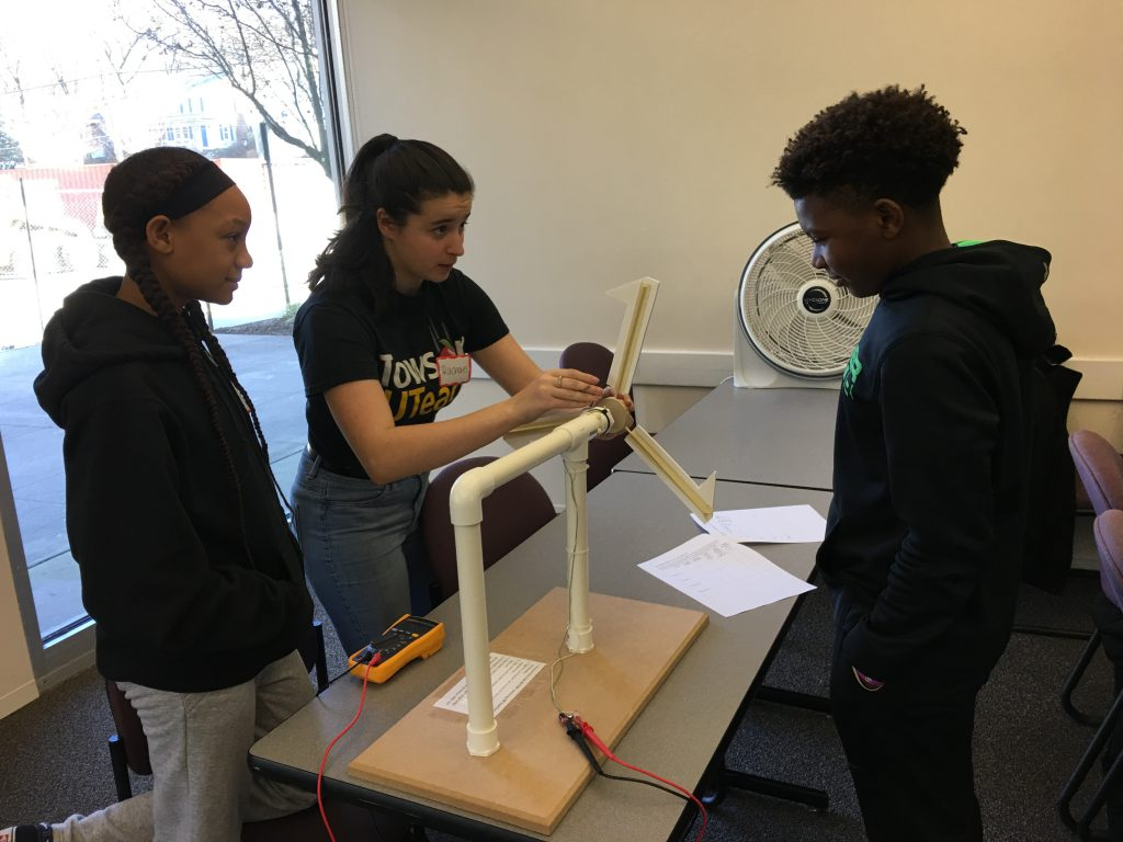 stem education towson university