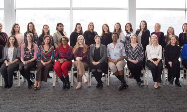 TU Welcomes Fifth Cohort of Professional Leadership Program for Women to Campus