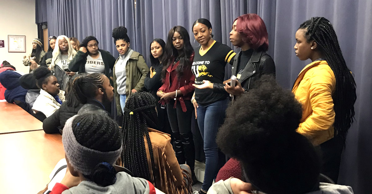 Creating a Pipeline of Success from Baltimore City to Towson University