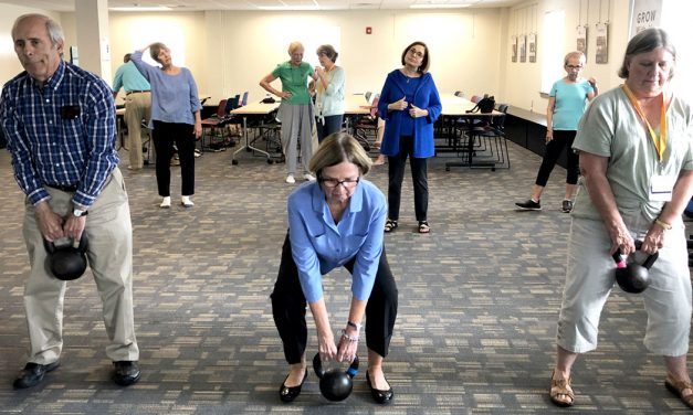 Strength After Sixty—Resilience Against Frailty