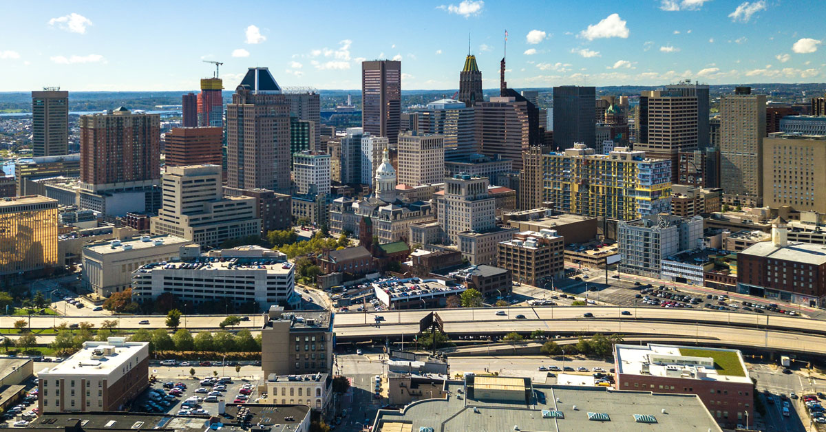Eye on the Economy: An Interactive Look at Maryland and the Regional Economy in October 2019