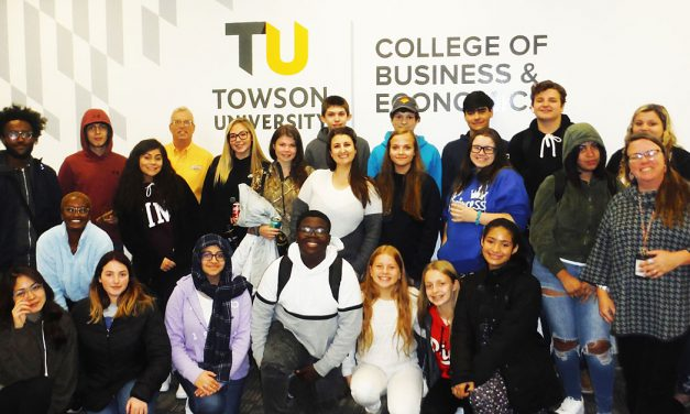 High School Students Explore Supply Chain Education and Career Options