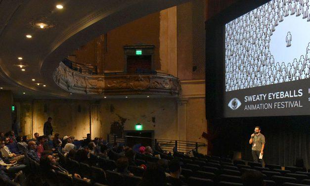 Cutting Edge Animation Highlighted at Sweaty Eyeballs Festival