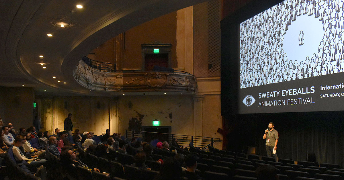 Cutting Edge Animation Highlighted at Sweaty Eyeballs Festival