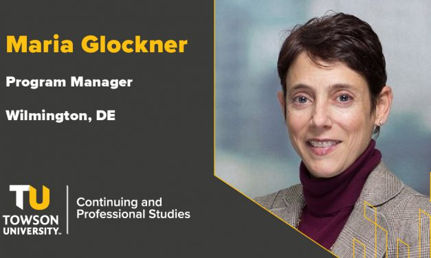 Student Success Story: Maria Glockner